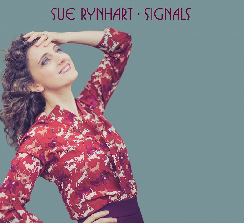Sue Rynhart Signals Album Cover